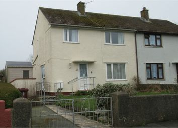 Thumbnail 3 bed semi-detached house for sale in 23 Heol Penlan, Stop And Call, Goodwick, Pembrokeshire