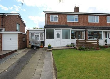 Thumbnail 3 bed semi-detached house for sale in Bankhouse Road, Bury