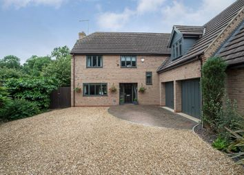 Thumbnail 4 bedroom property for sale in Holywell Way, Longthorpe, Peterborough