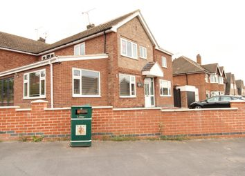 Thumbnail 4 bed link-detached house to rent in Brookside Drive, Oadby, Leicester, Leicestershire