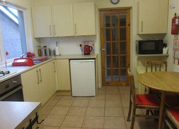 Thumbnail 5 bed property to rent in Bertha Street, Treforest, Pontypridd