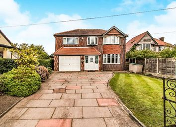 Thumbnail 5 bed detached house for sale in Wood Lane, Timperley, Altrincham