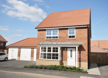 Thumbnail 4 bed detached house to rent in De Lacy Road, Northallerton