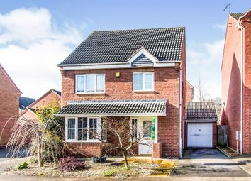 3 bed detached house for sale in Burberry Avenue, Hucknall, Nottingham NG15