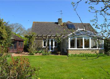 Thumbnail 3 bed detached bungalow for sale in Burton Street, Marnhull, Sturminster Newton, Dorset