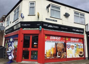 Thumbnail Retail premises for sale in Roding Road, Loughton