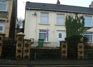 Thumbnail 3 bed property to rent in High Street, Blackwood