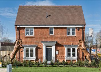 3 bed semi-detached house for sale in Equestrian Walk, Biggs Lane, Arborfield Green RG2
