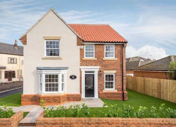 Thumbnail 4 bed detached house for sale in Main Street, Riccall, York, York