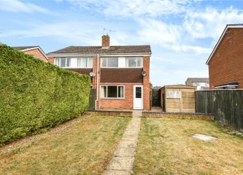 Thumbnail 3 bed semi-detached house to rent in Burwell Drive, Witney