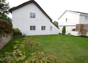Thumbnail 3 bedroom detached house to rent in Bell Street, Otterton, Budleigh Salterton, Devon
