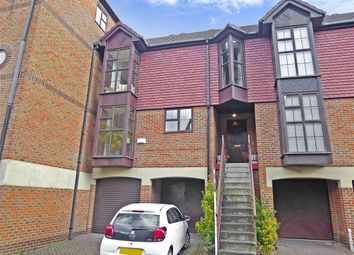 Thumbnail 3 bed town house for sale in Esplanade, Rochester, Kent