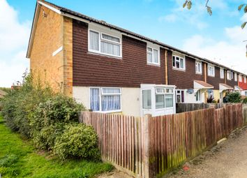 Thumbnail 3 bedroom end terrace house for sale in Badlesmere Close, Ashford