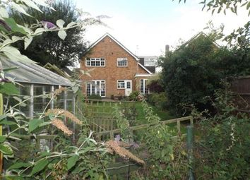 Thumbnail 4 bed detached house for sale in Kertley, Fleckney, Leicester, Leicestershire