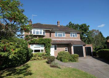 Thumbnail 4 bed detached house to rent in Bentsbrook Park, North Holmwood, Dorking