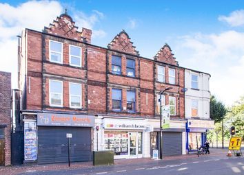 Thumbnail 3 bed flat to rent in Bulwell High Road, Nottingham