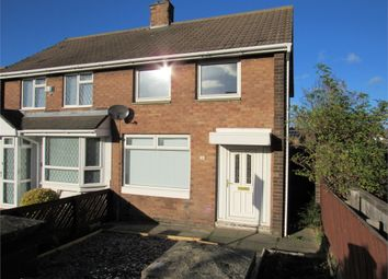 Thumbnail 2 bed semi-detached house to rent in Baird Street, Town End Farm, Tyne & Wear.