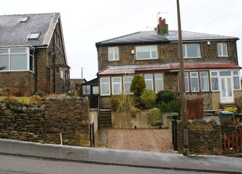 Thumbnail 3 bed semi-detached house for sale in West Lane, Keighley, West Yorkshire
