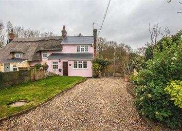 Thumbnail 2 bed cottage for sale in Wimbish, Saffron Walden, Essex