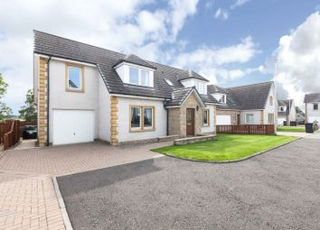 Thumbnail 5 bed detached house for sale in The Beeches, Gordon, Borders