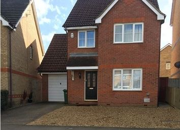 Thumbnail 4 bedroom detached house to rent in Blanchland Circle, Monkston, Milton Keynes