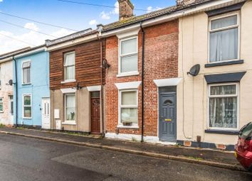 Thumbnail 2 bedroom terraced house to rent in Russell Street, Gosport