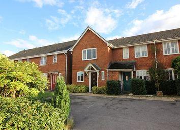 Thumbnail 2 bed end terrace house to rent in Oriel Close, Wolverton, Milton Keynes