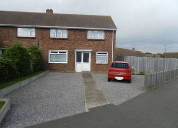 Thumbnail 3 bed semi-detached house for sale in Norman Close, Portchester