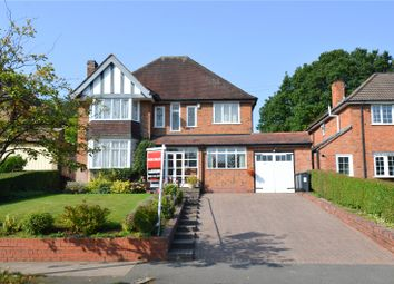 4 bed detached house for sale in Moorcroft Road, Moseley, Birmingham B13