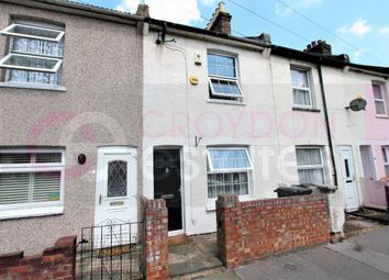 Thumbnail 2 bed terraced house for sale in Palmerston Road, Croydon