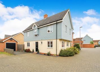 Thumbnail 3 bed semi-detached house for sale in Port Holme Close, Godmanchester, Huntingdon