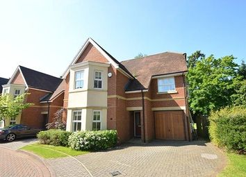 Thumbnail 5 bed detached house to rent in Pinehurst, London Road, Englefield Green, Surrey