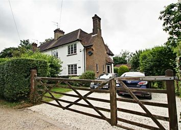 Thumbnail 4 bed semi-detached house for sale in Langley Road, Chipperfield, Kings Langley