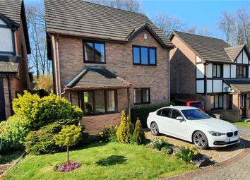 Thumbnail 3 bed detached house for sale in Heritage Park, Basingstoke, Hampshire