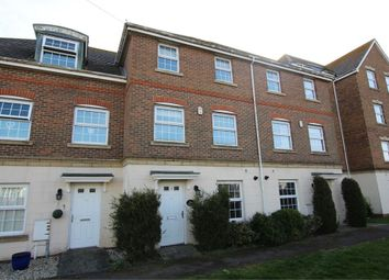Thumbnail 4 bed terraced house to rent in Scholars Walk, Bexhill-On-Sea, East Sussex