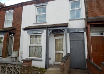 Thumbnail 3 bedroom terraced house to rent in Avenue Road, Norwich