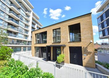 Thumbnail 2 bed flat for sale in River Gardens Walk, Greenwich, London