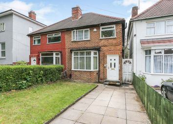 3 bed semi-detached house for sale in Grosvenor Road, Handsworth, Birmingham B20