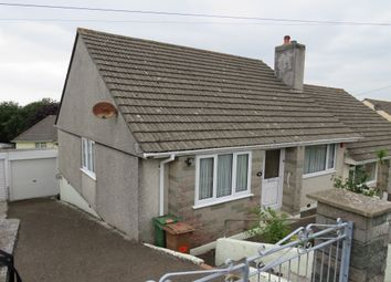 Thumbnail 3 bed semi-detached bungalow for sale in Mount Batten Way, Plymstock, Plymouth