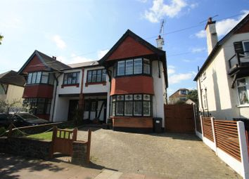 Thumbnail 4 bed semi-detached house for sale in The Crossways, Westcliff-On-Sea