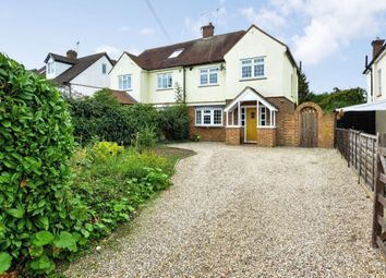 Thumbnail 3 bed semi-detached house for sale in Vicarage Lane, Great Baddow, Chelmsford