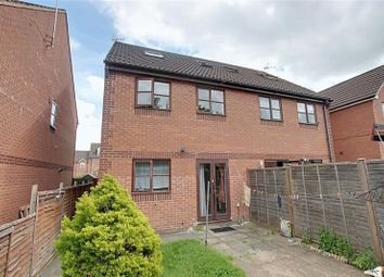 Thumbnail 4 bed semi-detached house for sale in Ashleigh Grove, Trowbridge