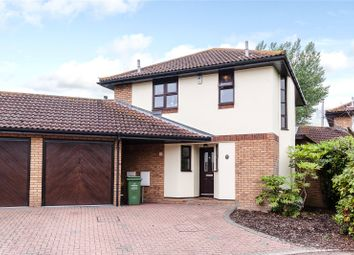 Thumbnail 3 bed detached house for sale in Wheatfield Way, Langdon Hills, Essex