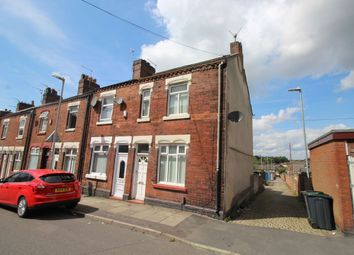 Thumbnail 2 bedroom terraced house for sale in Acton Street, Stoke-On-Trent