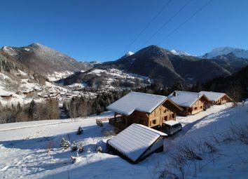 Thumbnail 4 bed chalet for sale in Route De La Moussiere D'en Haut, St Jean D'aulps, Haute-Savoie, Rhône-Alpes, France