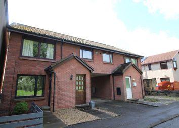 Thumbnail 1 bed flat for sale in 39 Grangeburn Road, Grangemouth