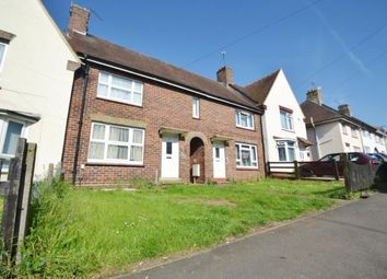 Thumbnail 3 bed terraced house for sale in Jubilee Crescent, Wellingborough