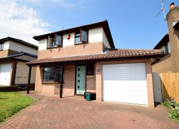 Thumbnail 4 bed detached house for sale in Churchfields, Barry