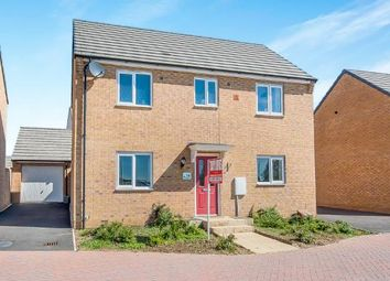 Thumbnail 3 bed detached house for sale in Hercules Way, Cardea, Peterborough, Cambridgeshire