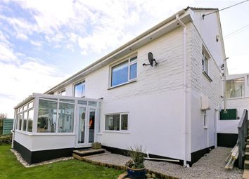 Thumbnail 6 bed semi-detached house for sale in Moorcroft, St. Buryan, Penzance, Cornwall